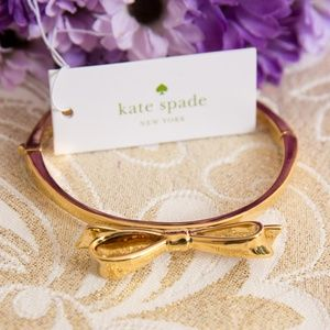 Kate Spade Love Notes Bracelet NEW